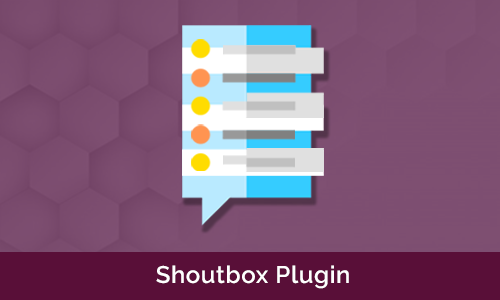 bb776a6ef1 Shoutbox Plugin (Certified) – SocialEngineSolutions