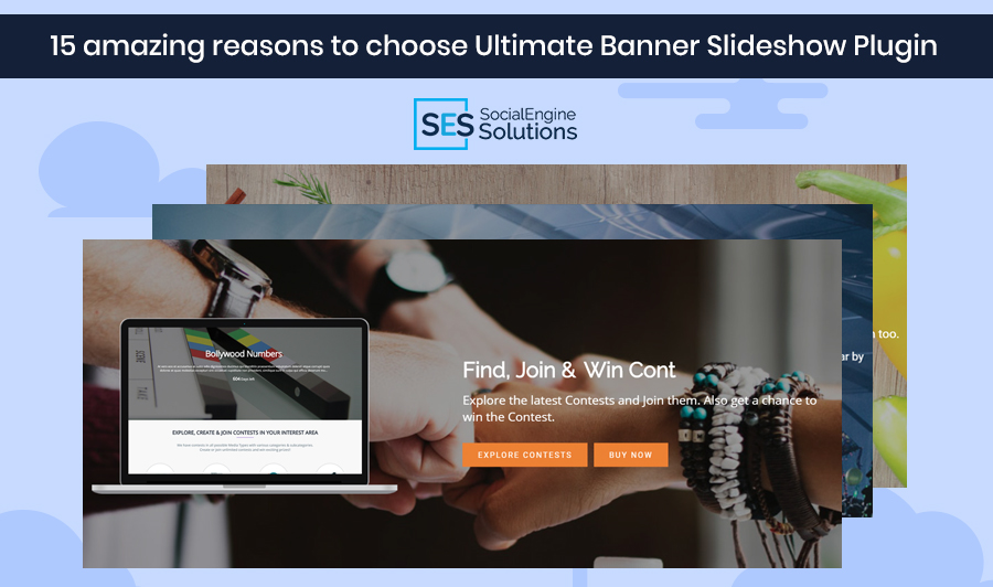 15 amazing reasons to choose Ultimate Banner Slideshow Plugin