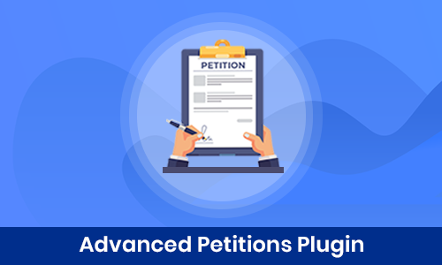Advanced Petitions Plugin