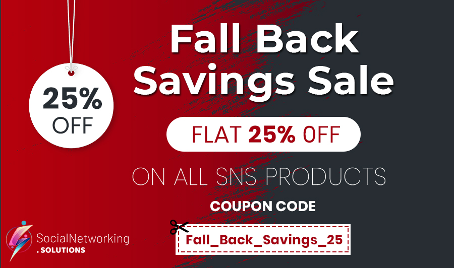 Fall Back Savings Sale – Flat 25% Off on All SNS Products!