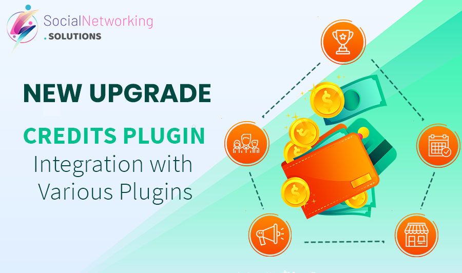 New Upgrade - Credits Plugin Integration with Various Plugins