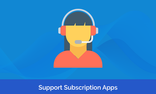 Support-Subscription-Apps