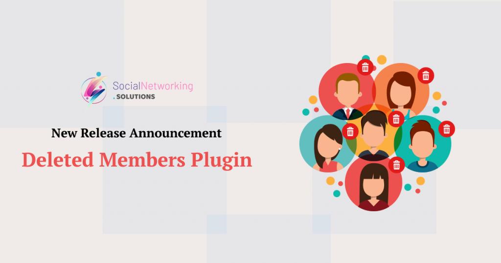 SocialEngine Deleted Members Plugin