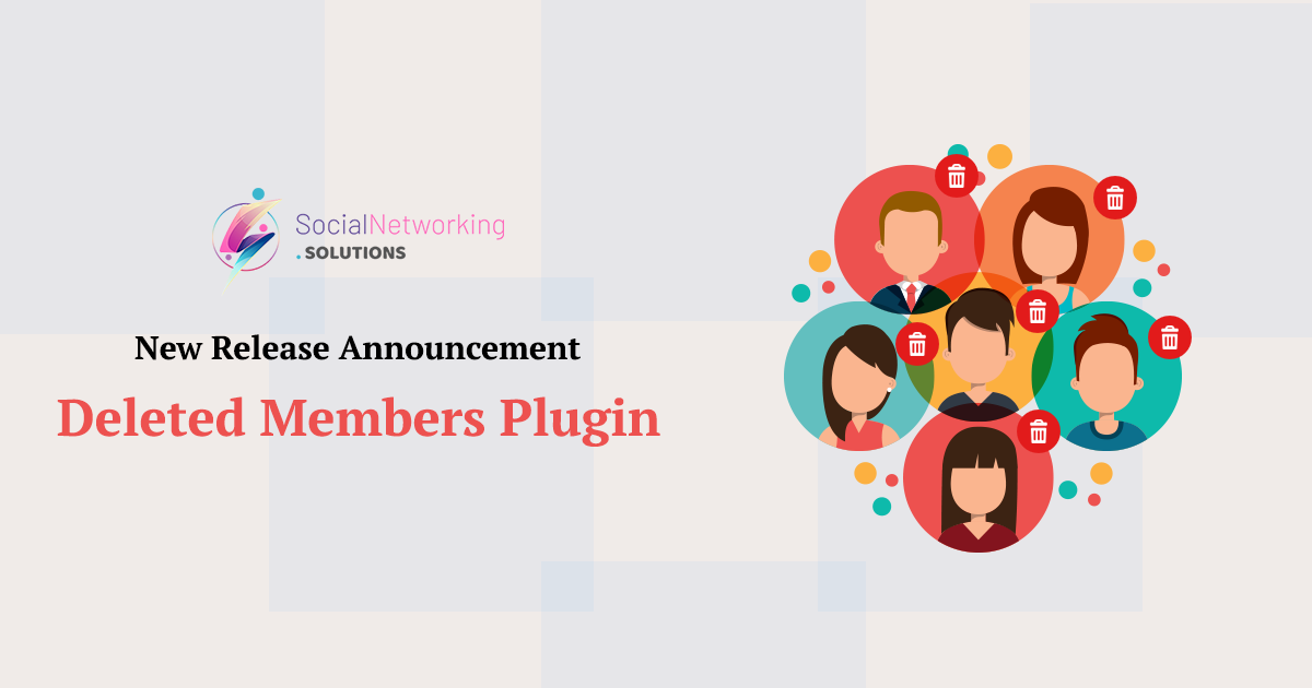 SocialEngine Deleted Members Plugin