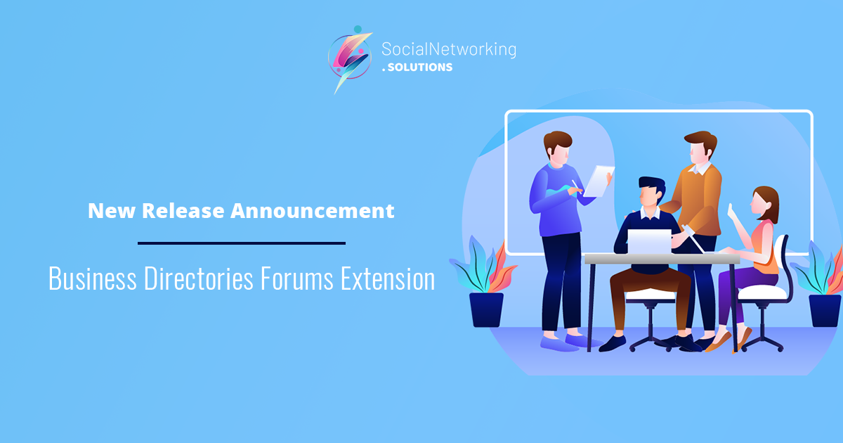 New Release Announcement - Business Directories Forums Extension