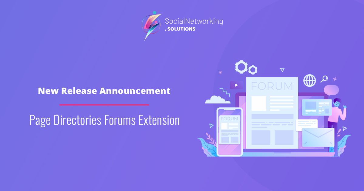 New Release - Page Directories Forums Extension