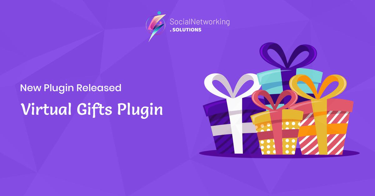New Plugin Released – Virtual Gifts Plugin
