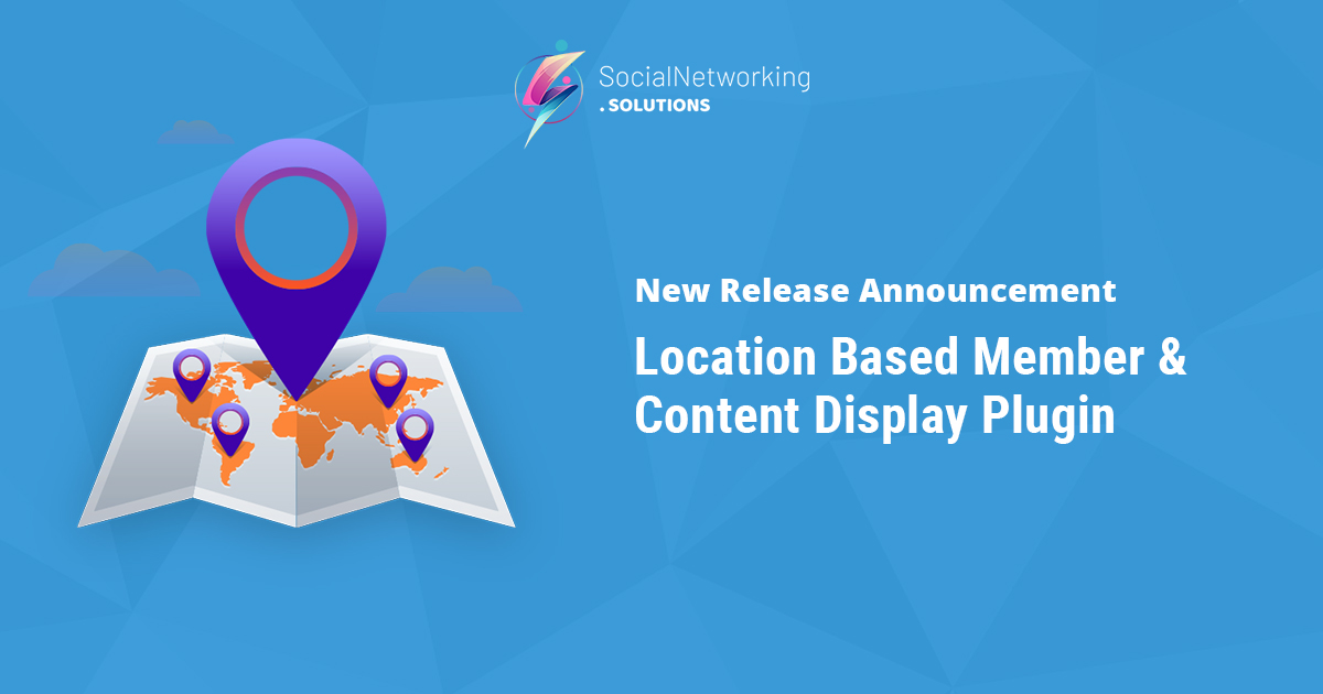 New Plugin Released - Location Based Member & Content Display Plugin