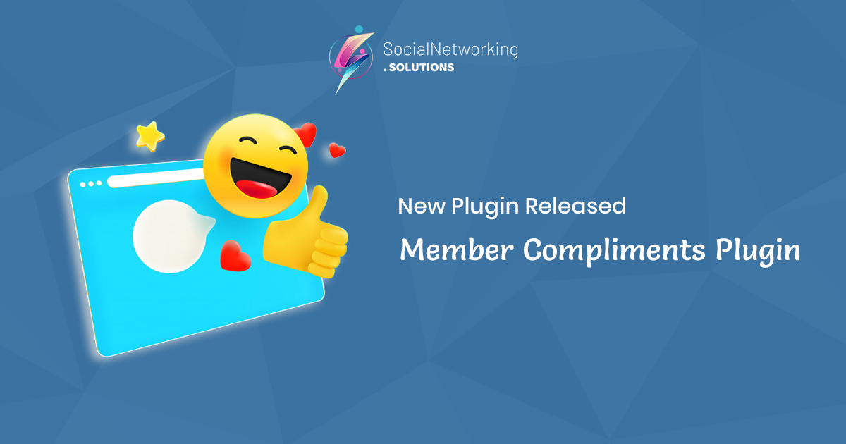 New Plugin Released – Member Compliments Plugin