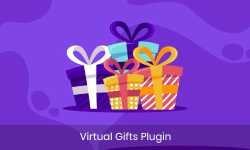 Virtual Gifts Plugin