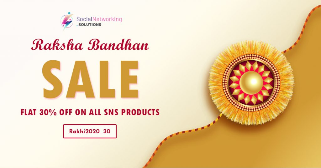 Flat 30% Off on All SNS Products on Rakshabandhan