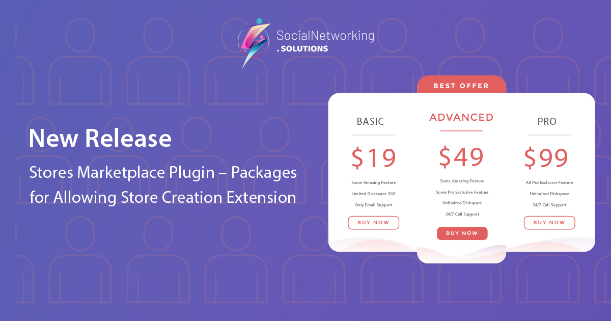 New Release – Stores Marketplace Plugin – Packages for Allowing Store Creation Extension