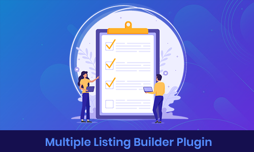 Multiple Listing Builder (Reviews & Rating) Plugin