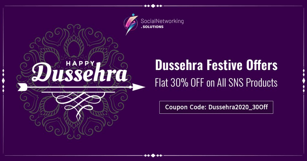 Dussehra Festive Offers – Flat 30% OFF on All SNS Products