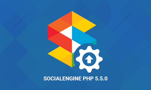 Upgrade to SocialEngine PHP 5.5.0