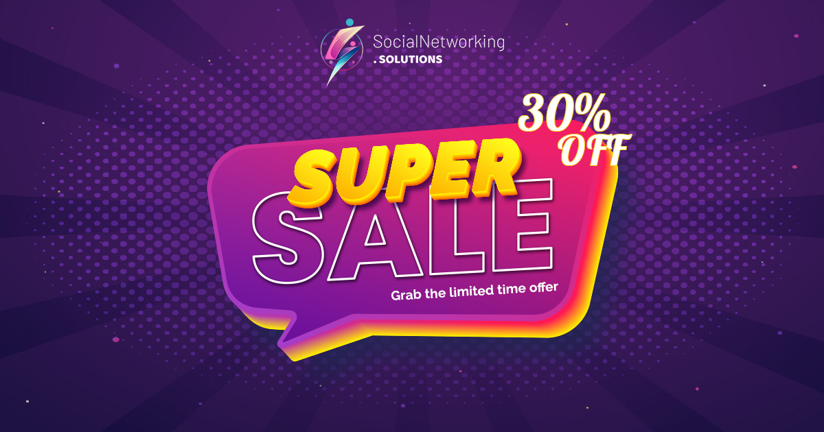 Flat 30% OFF on all SNS Products – Grab the limited time offer