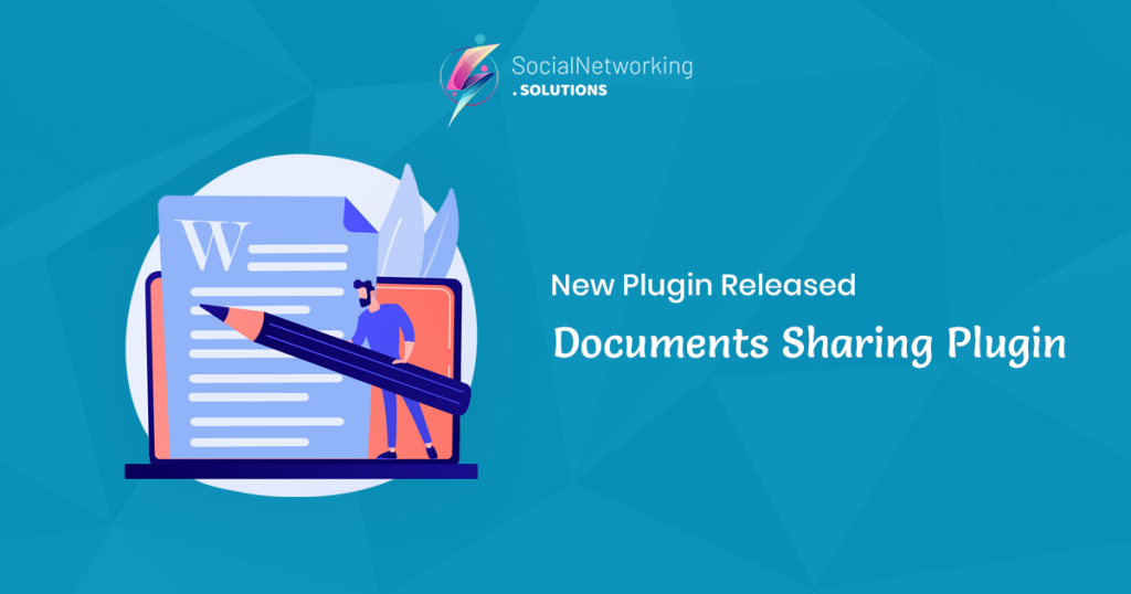 New Release Announcement – Documents Sharing Plugin
