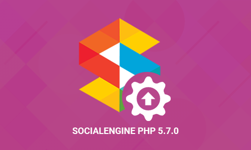Upgrade to SocialEngine PHP 5.7.0